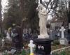 Vând loc de veci - cavou cu monument - cimitirul Sfânta Vineri