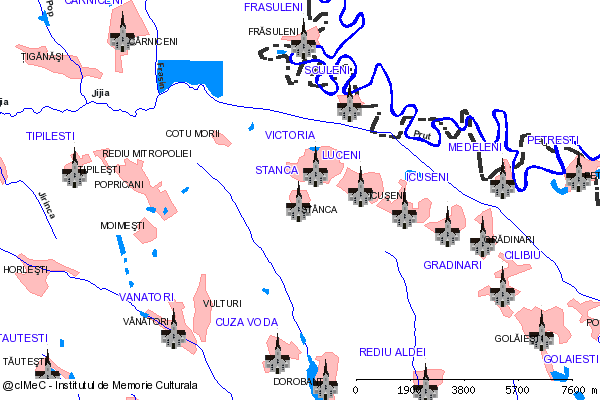 Paraclis-STANCA (com. VICTORIA)