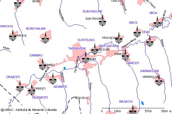 Biserica( adresa: str. Armatei 12 )-TARNAVENI