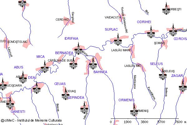 Capela( adresa: str. Principala 161 )-BAHNEA (com. BAHNEA)