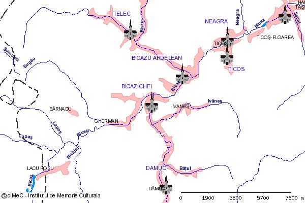 Capela-BICAZ-CHEI (com. BICAZ-CHEI)