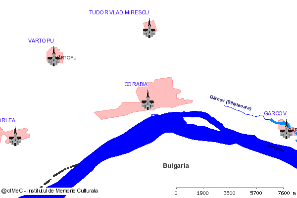 Catedrala Sf. Treime( adresa: str. Cuza Voda 58 )-CORABIA