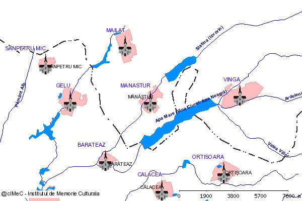 Capela-MANASTUR (com. VINGA