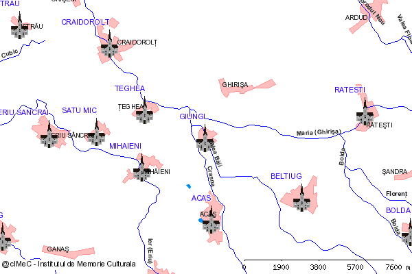 Capela-GIUNGI (com. ACAS)