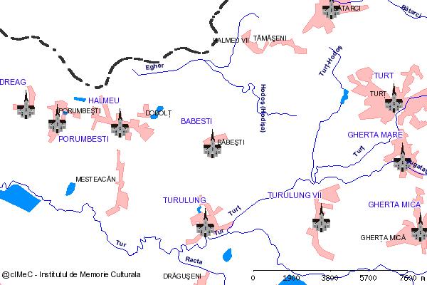 Capela-BABESTI (com. HALMEU)