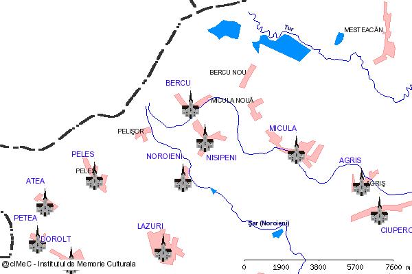 Capela-NISIPENI (com. LAZURI)