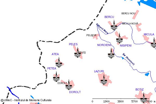 Capela-PELES (com. LAZURI)