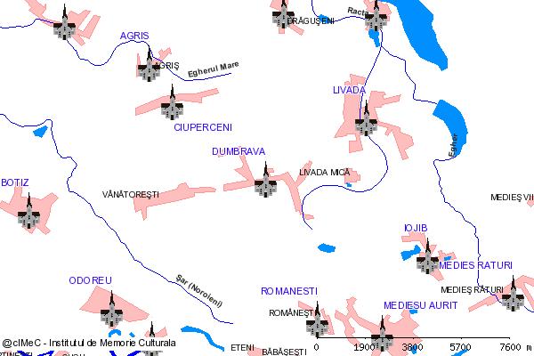 Capela-DUMBRAVA (com. LIVEZILE)