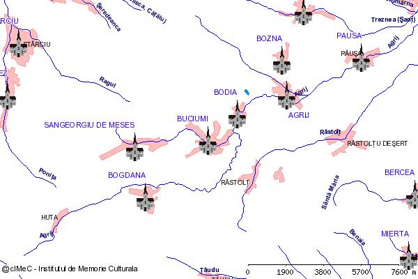 Biserica( adresa: 138- A )-BUCIUMI (com. BUCIUMI)