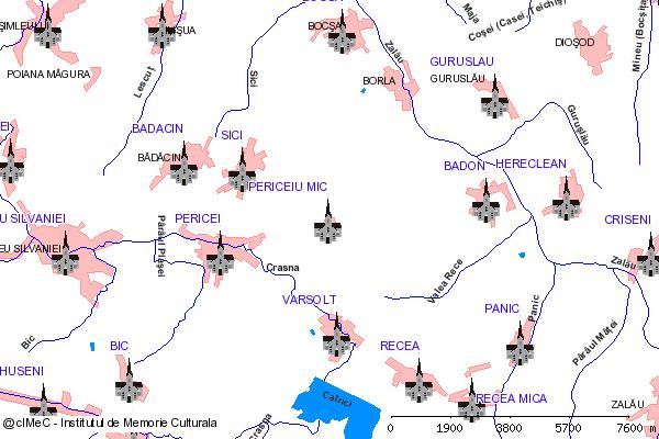 Biserica-PERICEIU MIC (com. PERICEI)