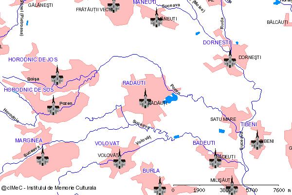 Templul Mare( adresa: str. 1 Mai 12 )-RADAUTI