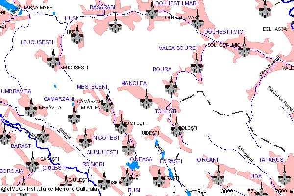Capela-MANOLEA (com. FORASTI)
