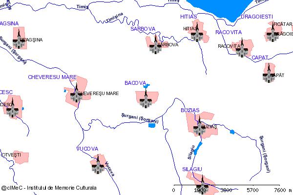 Capela-BACOVA, oras BUZIAS