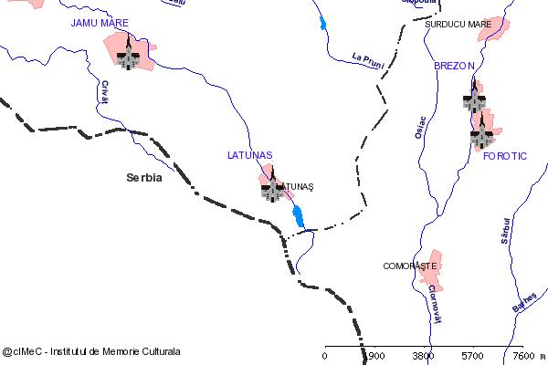 Capela-LATUNAS (com. JAMU MARE)