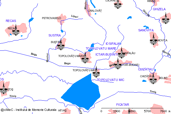 Biserica( adresa: 360 )-TOPOLOVATU MARE (com. TOPOLOVATU MARE)