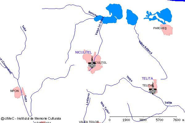 Manastirea Sfanta Treime Cocos-NICULITEL (com. NICULITEL)