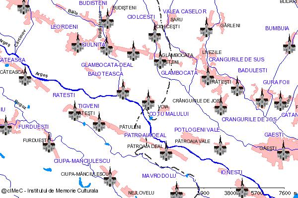 Capela-COTU MALULUI (com. LEORDENI)