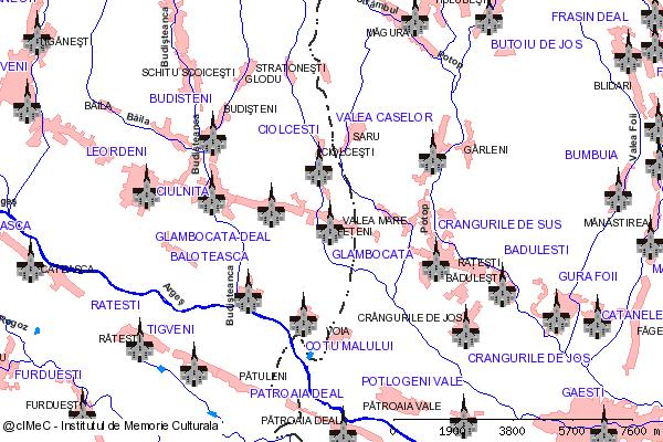 Capela-monument-GLAMBOCATA (com. LEORDENI)
