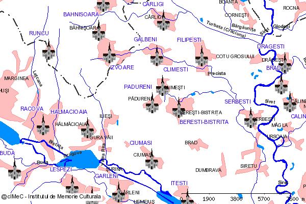 Capela-PADURENI (com. BERESTI-BISTRITA)