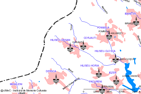 Biserica-HILISEU-CRISAN (com. HILISEU-HORIA)