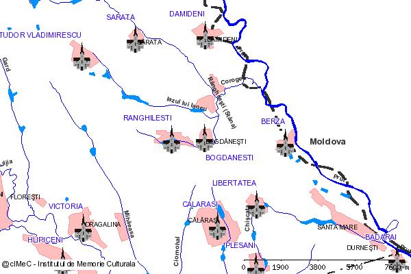 Capela-BOGDANESTI (com. SANTA MARE)