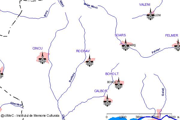 Biserica fortificata( adresa: 115 )-RODBAV (com. SOARS)