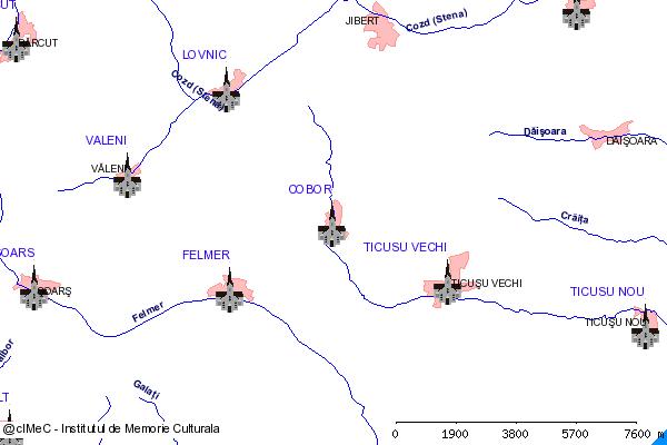 Biserica fortificata( adresa: 100 )-COBOR (com. TICUS)