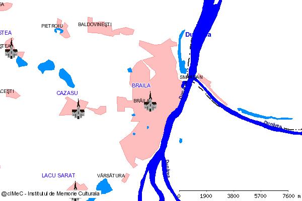 Capela( adresa: str. Grigorescu N. 8 )-BRAILA