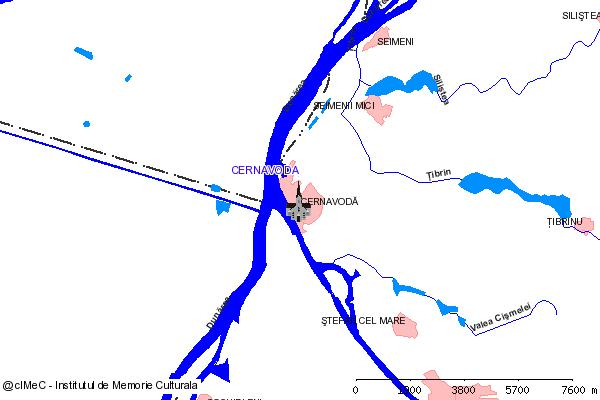 Geamie( adresa: str. Crisan (Garii 1) 4 )-CERNAVODA