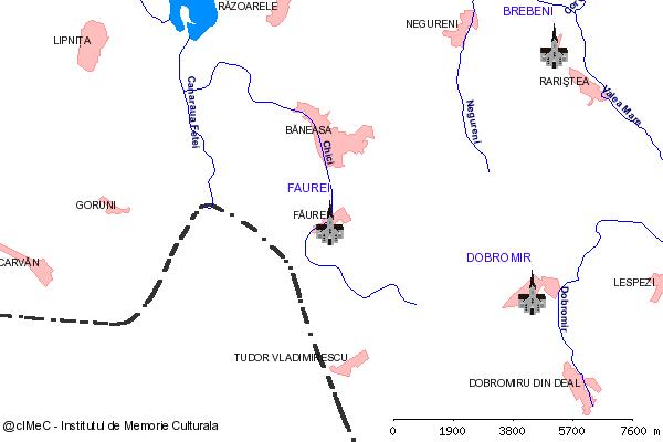 Geamie-FAUREI (com. BANEASA)