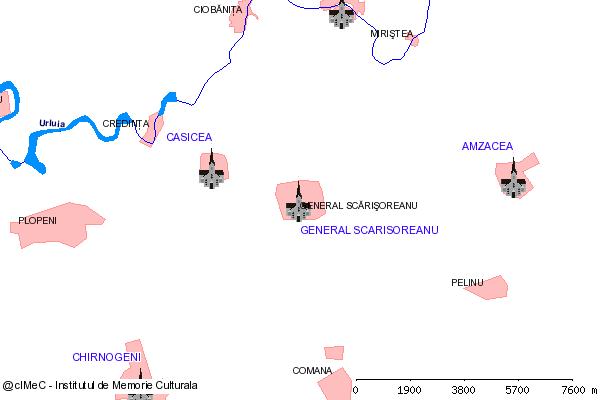 Geamie-GENERAL SCARISOREANU (com. AMZACEA)