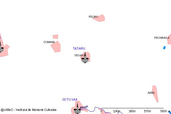 Geamie-TATARU (com. COMANA)