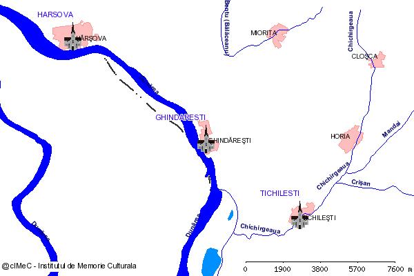 Capela-GHINDARESTI (com. HORIA)