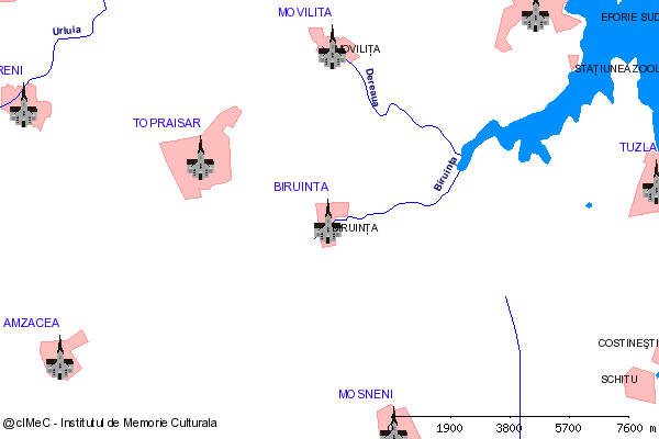 Geamie-BIRUINTA (com. TOPRAISAR