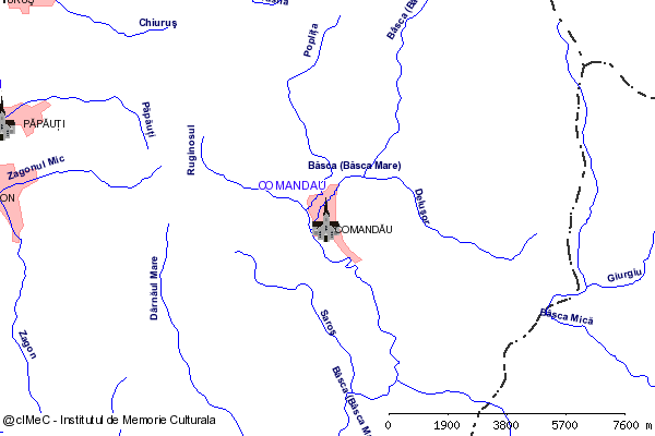 Capela-COMANDAU (com. COMANDAU)