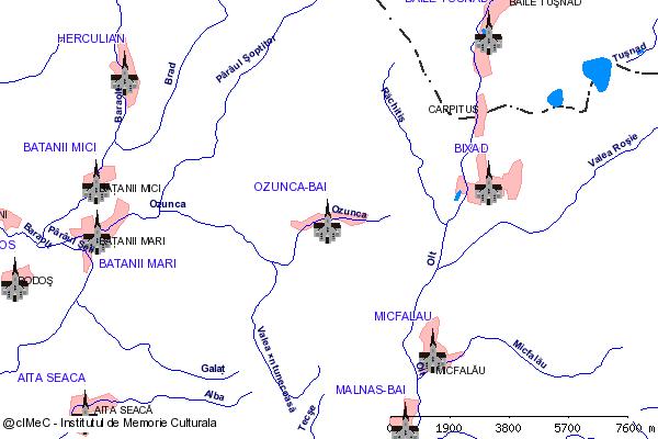 Capela-OZUNCA-BAI (com. BATANI)