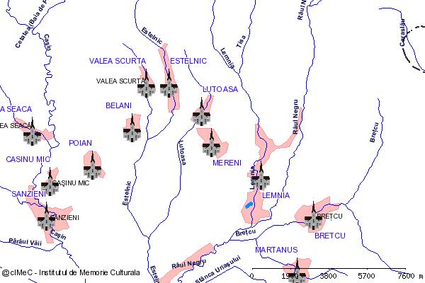 Capela-MERENI (com. LEMNIA)