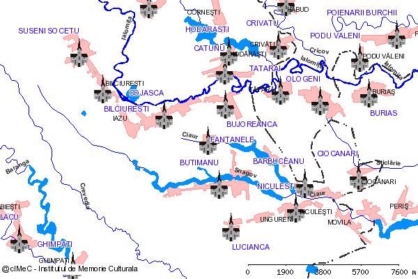 Capela-FANTANELE (com. COJASCA)