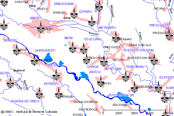 Capela-CHIRCA (com. MOGOSANI)