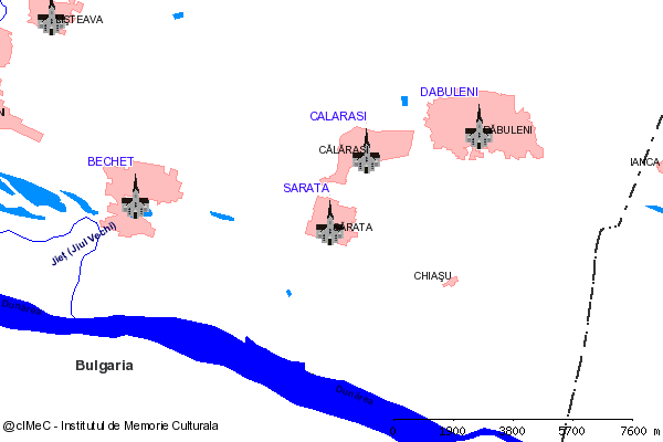 Biserica-SARATA (com. CALARASI)