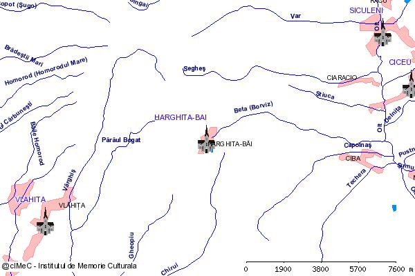 Capela-HARGHITA-BAI, municipiul MIERCUREA-CIUC