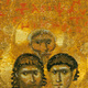 Sfintii mucenici African, Publiu si Terentiu