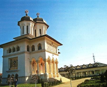 Manastirea Duminica Sfintilor Romani