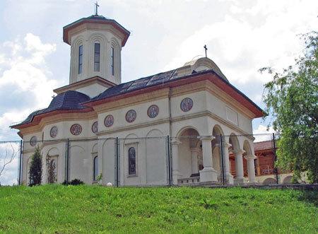 Schitul Sfintii Arhangheli, Ganeasa