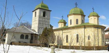 Manastirea Negru Voda - Campulung-Muscel