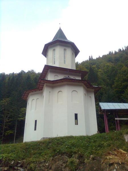 Manastirea Sfantul Proroc Ilie - Paltinul