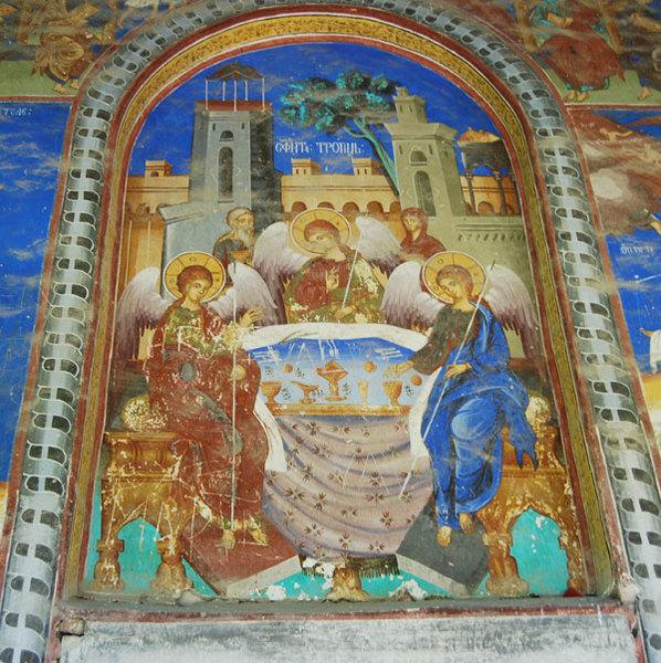 Manastirea Vedea