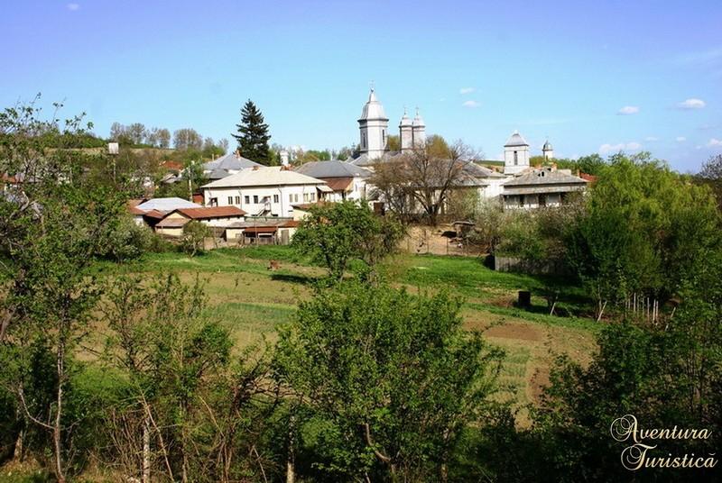 Manastirea Ratesti