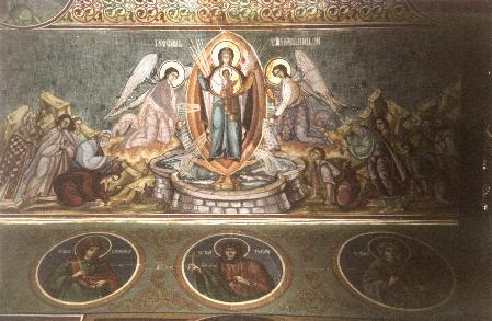 Manastirea Izvorul Tamaduirii, Macin