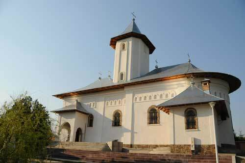 Manastirea Gorovei